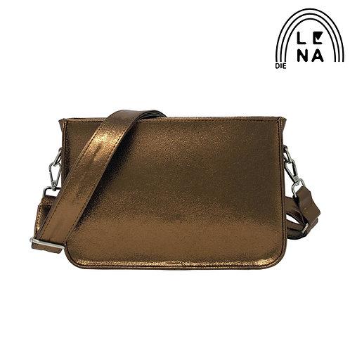 Taschenkörper braungold glänzend