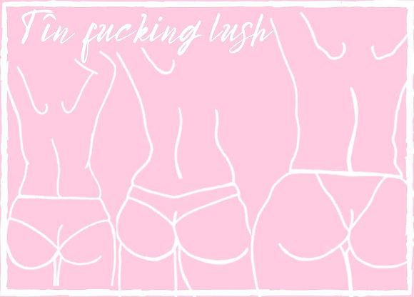 Tîn fucking lush
