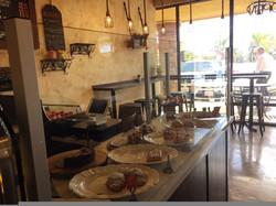 Cafe L'Noyer remodel