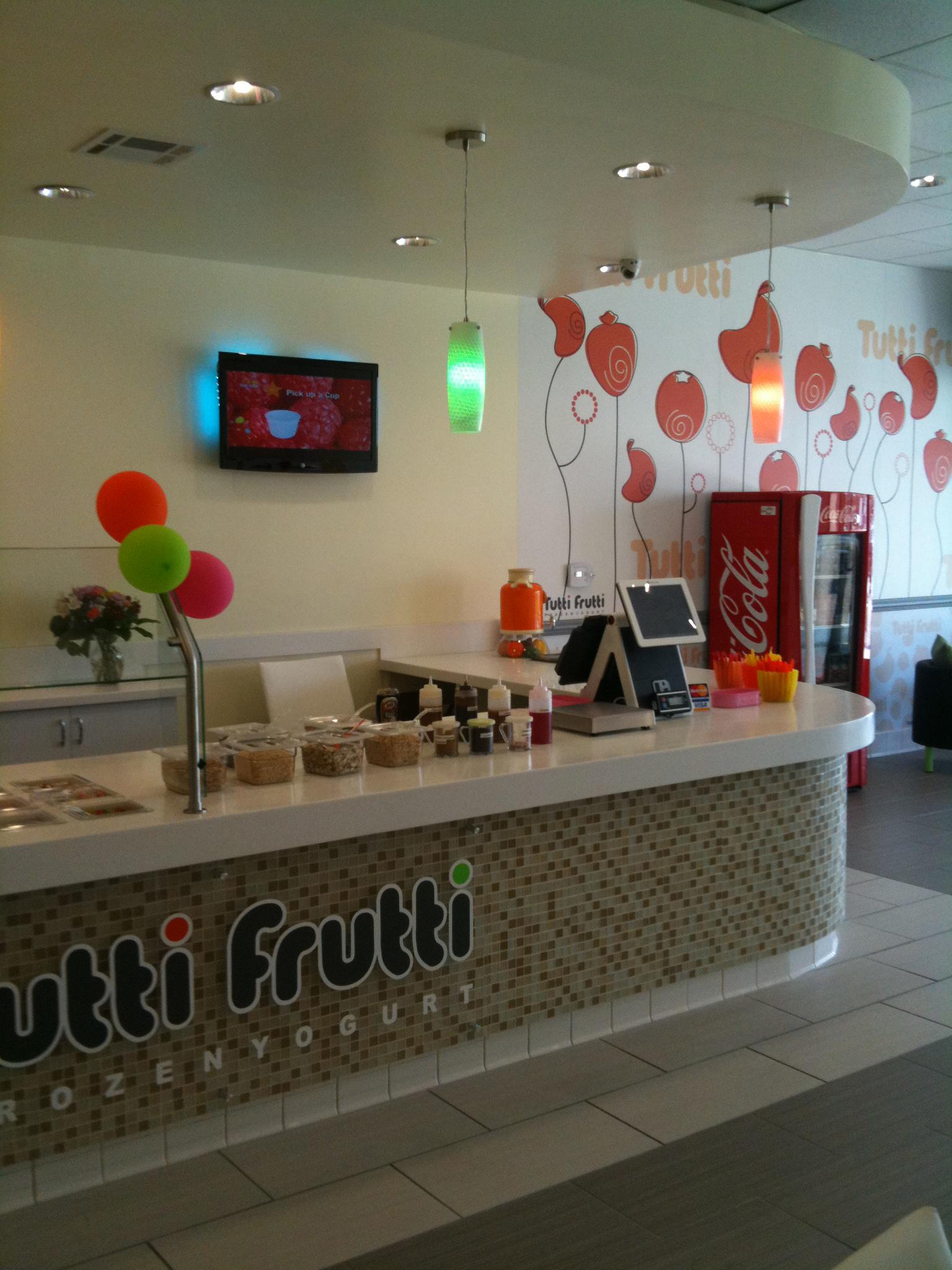 Tutti Frutti remodel
