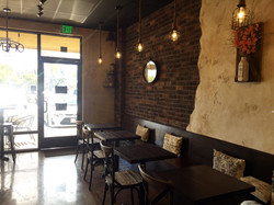 Restaurant tenant improvement