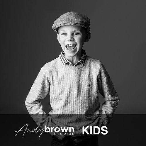 Kids Portrait Session