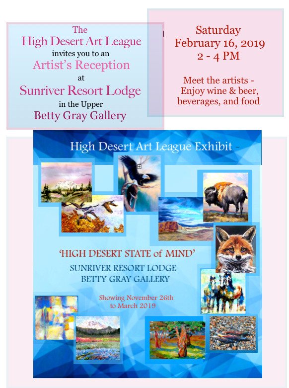 NEW ART SHOW FOR HDAL