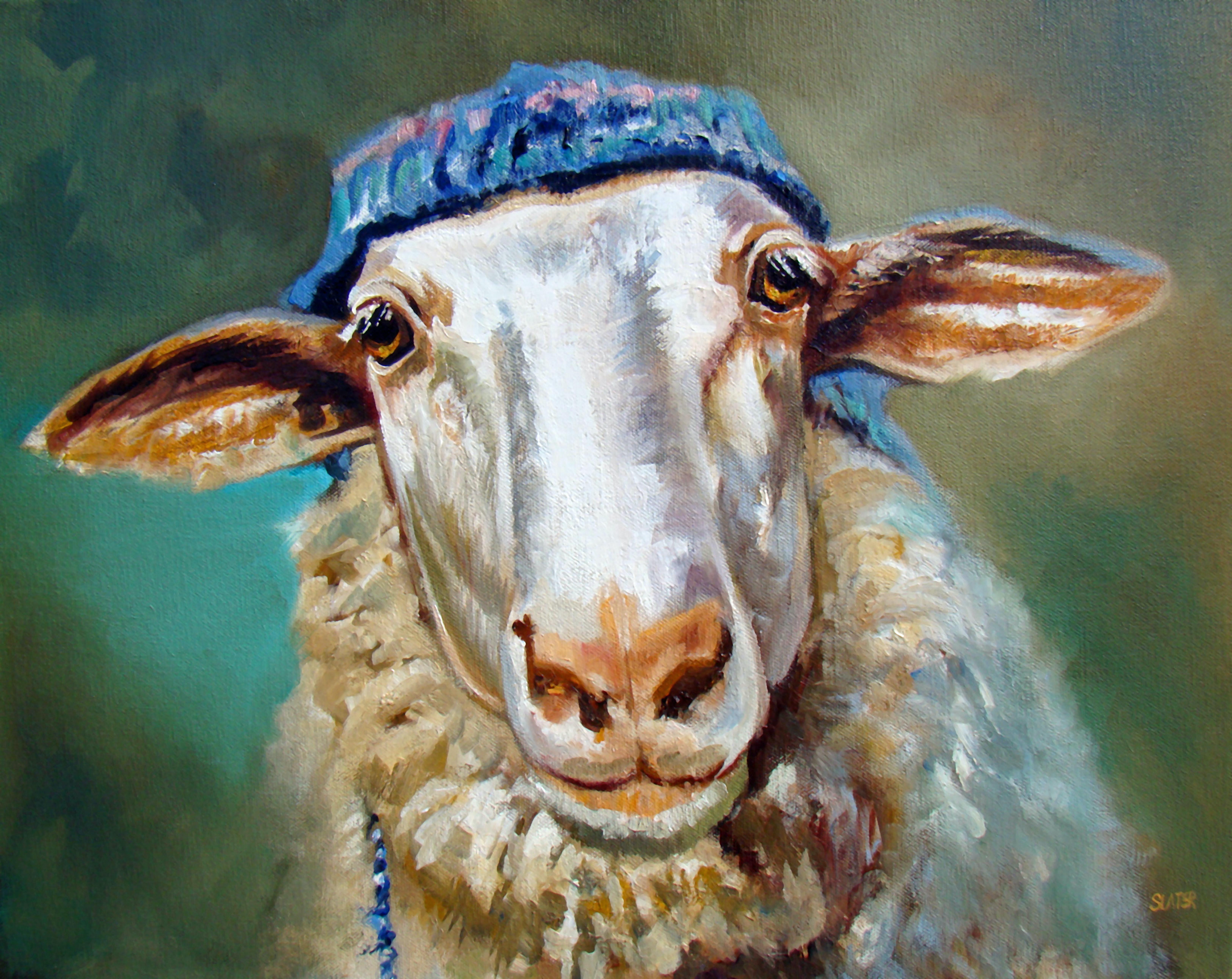 Wool on Wool -B Slater