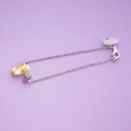 Браслет-леденец (4 цвета)