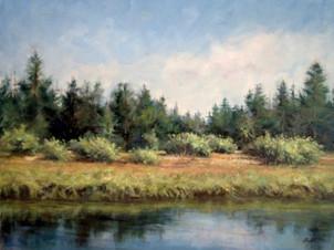 Big River Morning