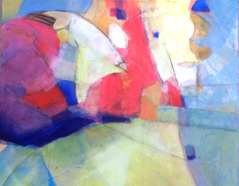 Abstrat - Dee McBride-Lee