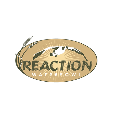 """6"""" Reaction Waterfowl Decal"""
