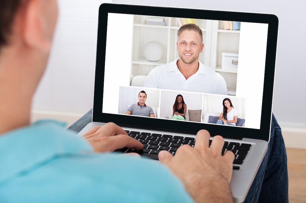 La réunion virtuelle HD