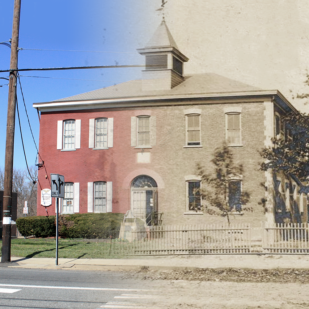 The Sayreville Historical Society Museum Then and Now