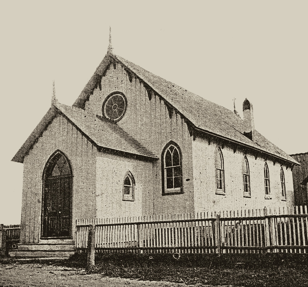 First German Church in Lower Sayreville