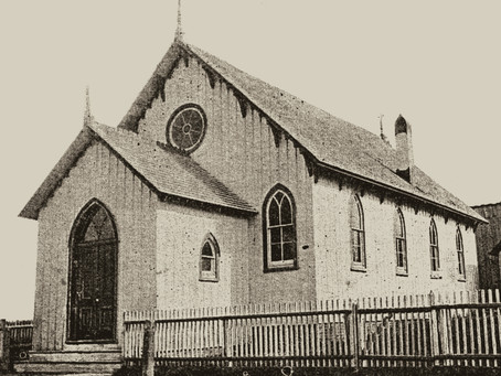 St. John's German Presbyterian Church in Sayreville