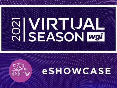 WGI 2021 Virtual Season eShowcase Being Produced by Our Virtual Ensemble