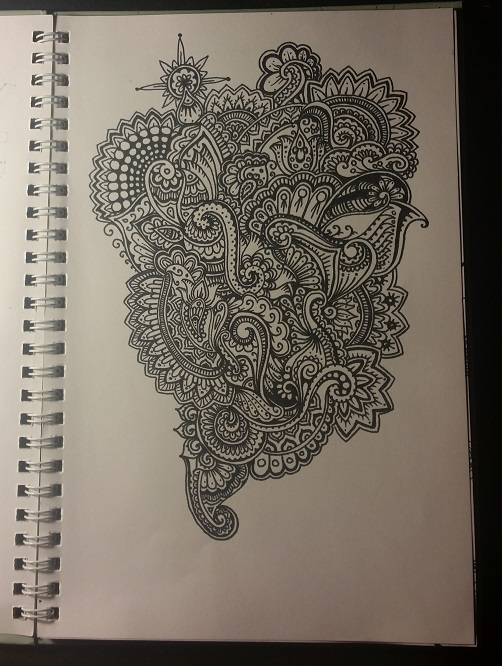 temporary sketchbook 2