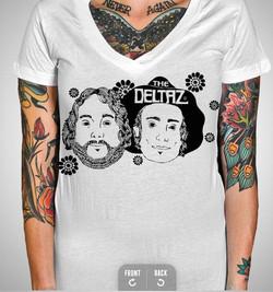 deltaz t-shirt design