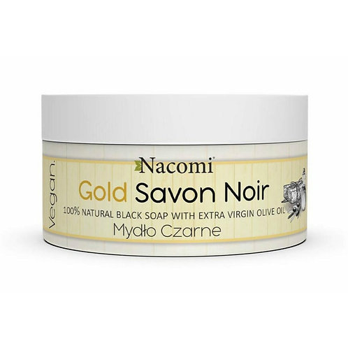 Savon Noir - Black soap – Gold