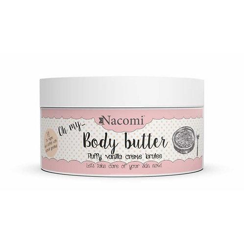 Body butter - Vanilla crème brulee