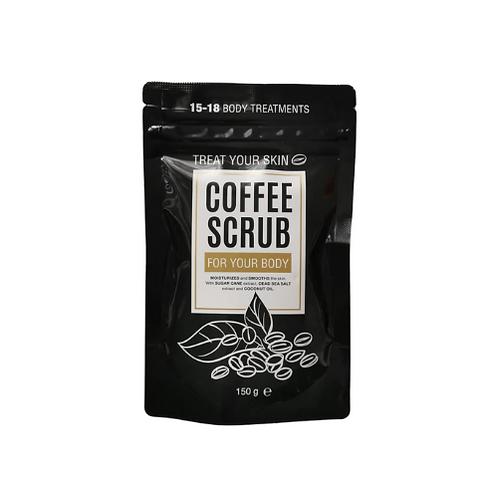 Treat your skin- Coffee scrub