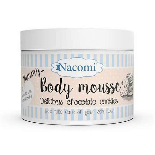 Body Mousse - Choco Cookie