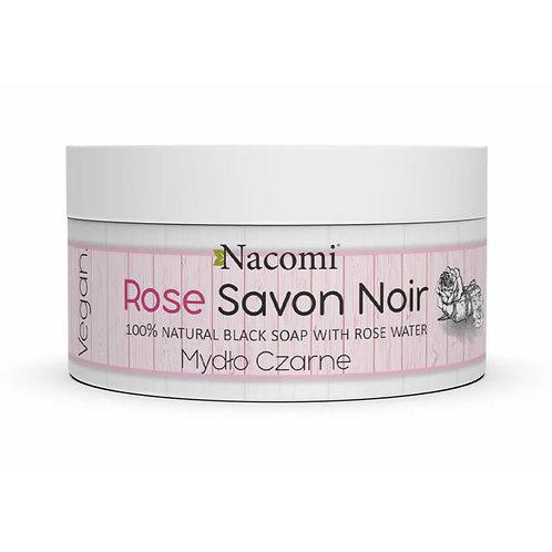 Savon Noir - Black Soap - Rose Water