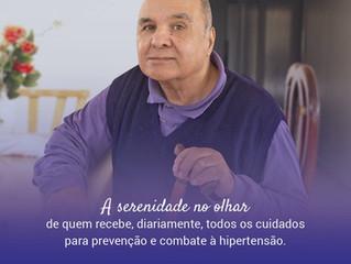Hoje é o Dia de Prevenção e Combate à Hipertensão