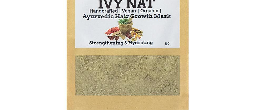 Ayurvedic Strengthening and Hydrating Hair Mask