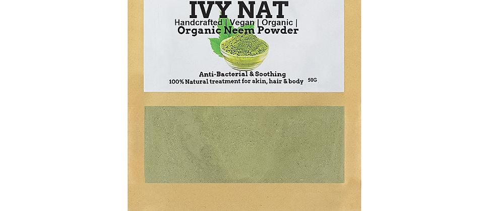 Organic Neem Leaf Powder 50g