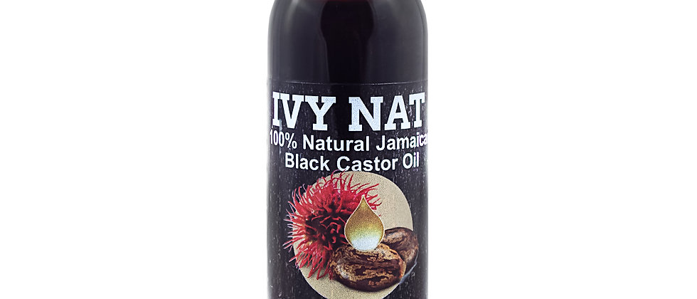 100% Natural Jamaican Black Castor oil 100ml