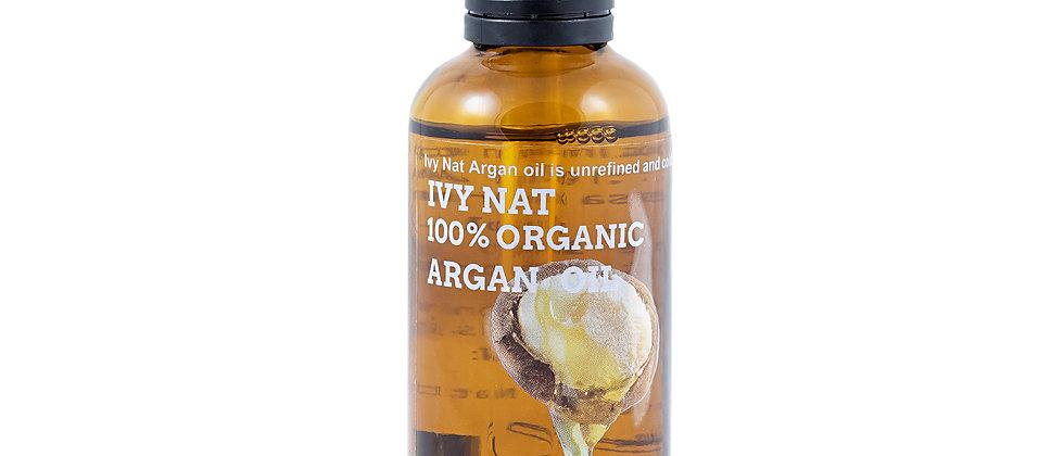 Pure Organic Cold-Pressed Argan Oil 50ml