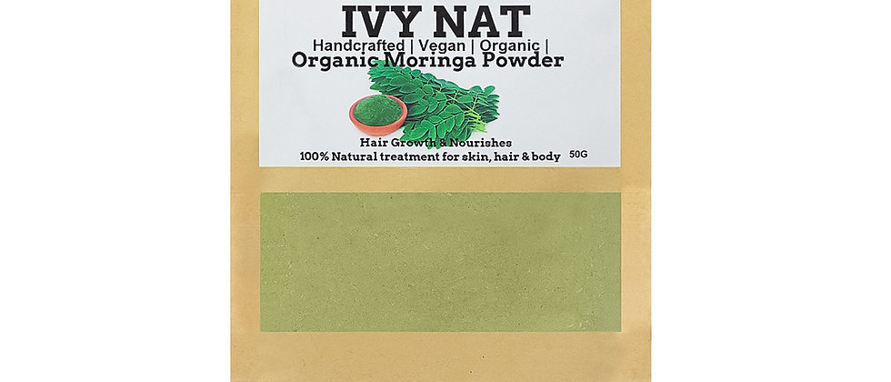 Organic Moringa Powder 50g