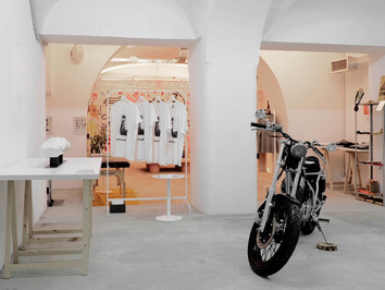 X-mas pop-up concept store