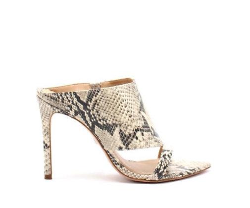 SCHUTZ Snake Sandal