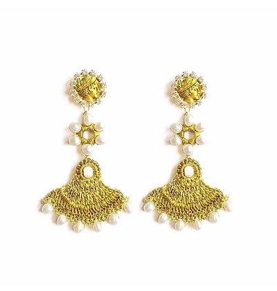 ECHO BEACH Citriani Earrings