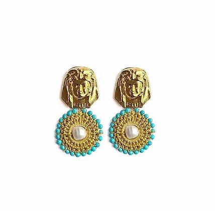 ECHO BEACH Dilos Earrings