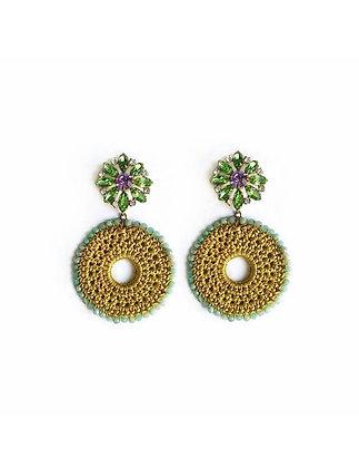 ECHO BEACH Menta Earrings