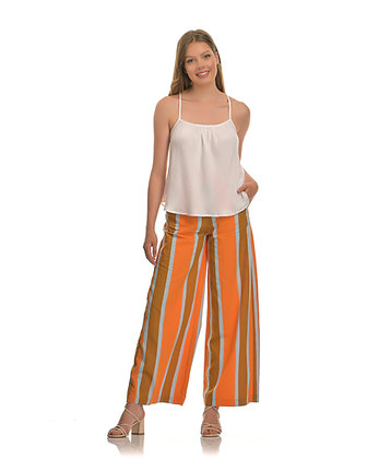 Imperial cropped trousers