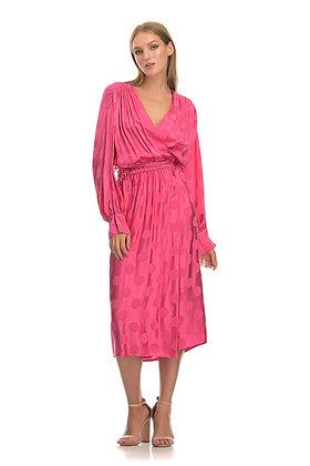 Nenette Milano Achea midi dress