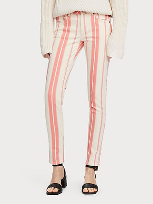 Stretch jeans mid rise skinny