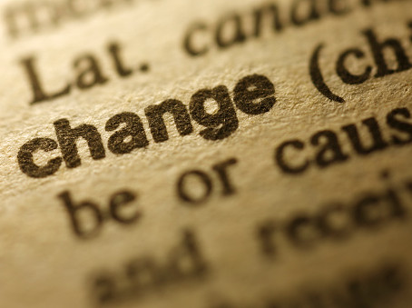What Changes Do You Need to Make?