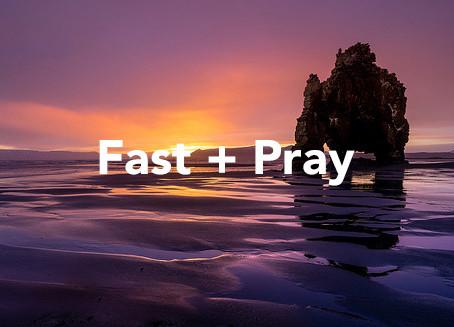 March Prayer Guide