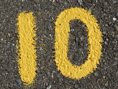 The Secret Sauce of Event Training: The Second 10