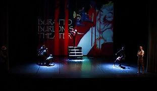 musical,teatro, opera, baracca e burattoni, barbara staffolani