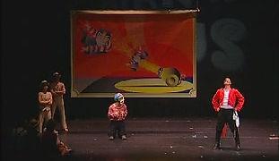 Musical, Circo, Il nano e la Luna,Barbara Staffolani