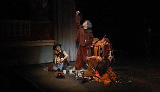 Musical, Western, Fratello Wallace Sorella Colt, Barbara Staffolani