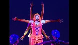 Musical,Drag Queen Moda, Fashion, Sogni, Il sentiero dei sogniBarbara Staffolani