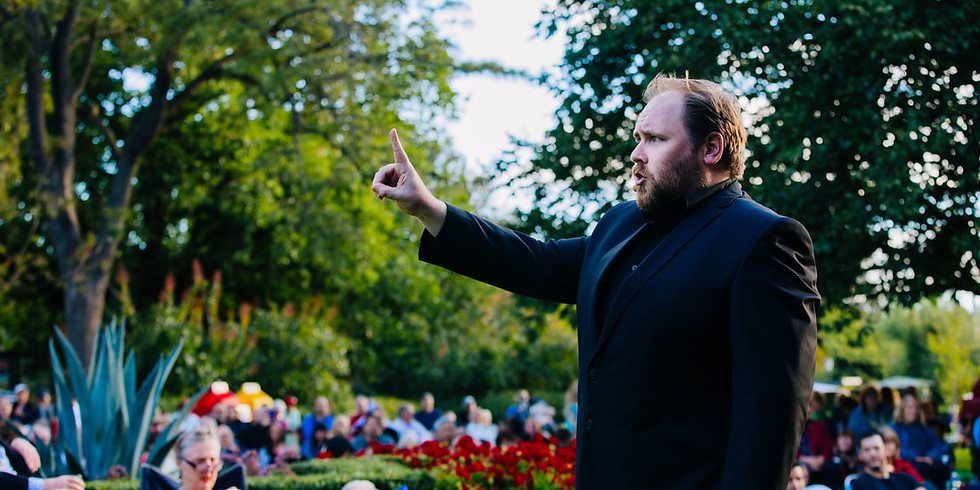 Opera in the Park: Canterbury Gardens