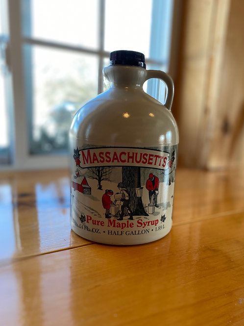 Half Gallon 100% Pure Maple Syrup