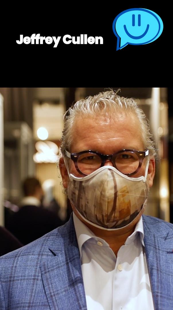 Jeff Cullen, CEO Rhenus Rodair