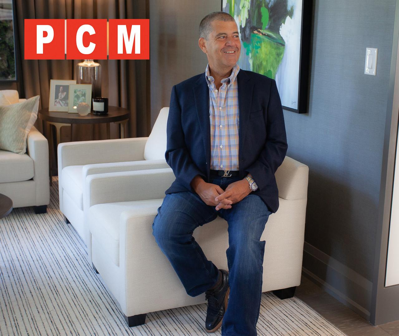 CARLOS JARDINO, PRESIDENT AT PCM