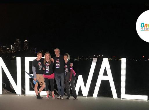Team PCM walks again in OneWalk 2019